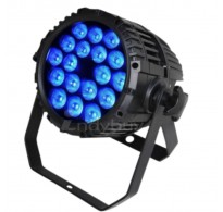 18x10W RGBW 4in1 LED PAR Can Waterproof IP65