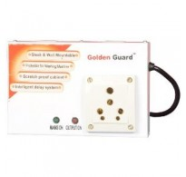 Golden Guard Electronic Voltage Protector for Washing Machines GG-P-WM