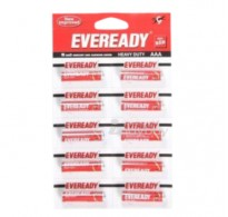 Eveready Red Battery - AAA, 1.5 V, 10 nos Pouch