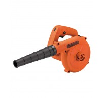 Black & Decker - Bppt600 - Variable Speed Electric Air Blower With Dust Bag