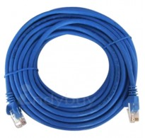 20M Internet RJ45 LAN Network Cat5e Ethernet ADSL UTP Patch Straight Cable Lead