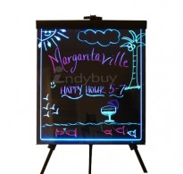 Lighted Writing fluorescent Board LED sign neon for restaurant or school