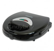 Euroline Trangle Sandwich Maker - Black