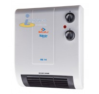 Bajaj Majesty RX14 WallMount Fan Room Heater