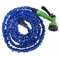 25 FEET EXPANDABLE GARDEN HOSE MULTI FUNCTIONAL SPRAY GUN 7.5 METRES WATER HOSE