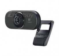 Logitech C210 Webcam (Dark Grey)