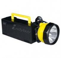 1W LED Rechargeable Emergency Headlamp