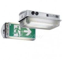 Explosion Proof Compact Emergency Light Fitting